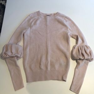 Club Monaco XS pink sweater